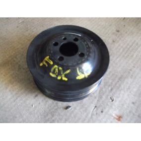 Polia Motor Fox Direçao Hidraulica