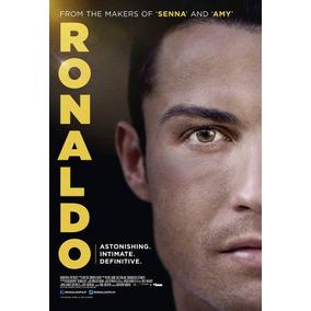 Posters Peliculas Cristiano Ronaldo Messi Senna Pacquiao