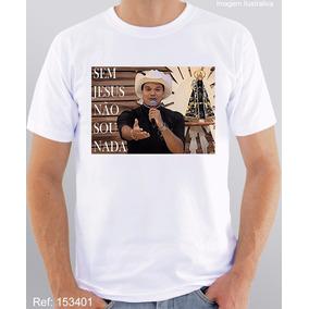 Camiseta Personalizada Padre Alessandro Campos, Religiosa