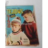 Revista Temporada Tejidos Niños Patrones Molde Moda Infantil