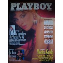 Revista Playboy Argentina - Monica Guido
