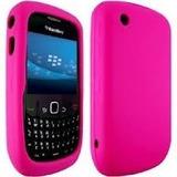 Silicona Blackberry 8520 9300 + Film De Pantalla.