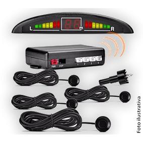 Sensor Estacionamento Re Fiat Palio Weekend 4 Sensores