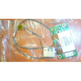 Tarjeta Modem Con Cable Dell Inspiron 1525/1526