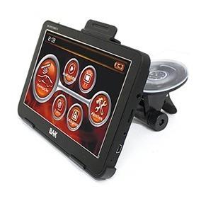 Gps Bak 7008 7 Pulgadas Tv Digital Multimedi + Cámara Estac.