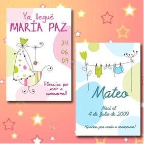 253c59790b Tarjetas Voley - Souvenirs para Nacimientos en Mercado Libre Argentina