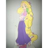 Princesa Rapunzel En Goma Eva.