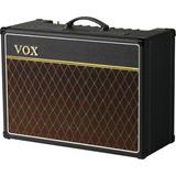 Vox Ac15c1 Amplificador Totalmente Valvular 15 Watts Ac15