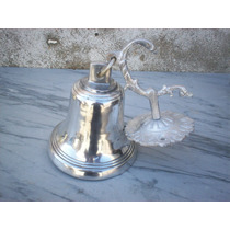 Campana De Bronce Aluminio 17cm