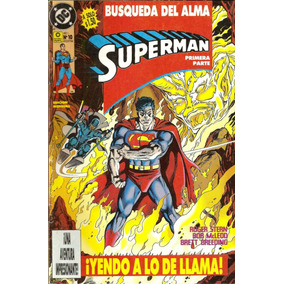 Revistas: Superman N°10, 11 Y 12 (perfil)
