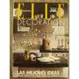 Revista Elle + Lote De 7 La Mia Casa + Harper