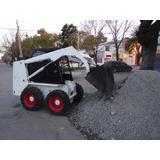 Alquiler De Minicargadora Bobcat, Martillo Hidraulico