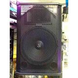 Jbl J1525 Caja C/parlante 15 Pulgadas Y Driver Seleniun 250w