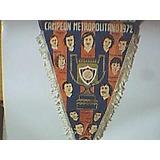 Banderín Original: San Lorenzo Campeón Metropolitano -1972-