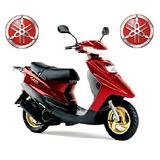 Yamaha Axis 90cc - Acrilico Faro Trasero Inferior Original
