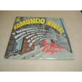 Edmundo Rivero Tangos De Rompe Y Raja Vinilo Argentino