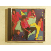 Cd Rolling Stones Dirty Works Año 1986 Printed In Holland