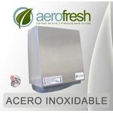 Secamanos Electrico Aerofresh - Acero Inox Ind. Argentina