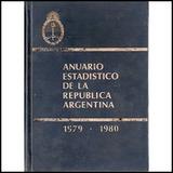 Libro Anuario Estadistico De La Rep. Argentina