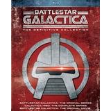 Battlestar Galactica - The Definitive Collection -18 Blu Ray
