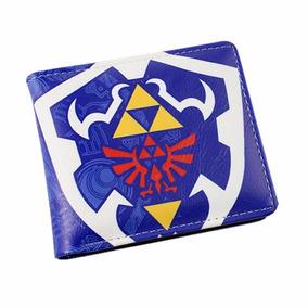 Cartera The Legend Of Zelda Hyrule Shield Nintendo Link Nes