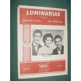 Partitura Luminarias Fox Trot Trio Los Angeles Imperatore
