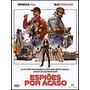 Dvd Espiões Por Acaso (lacrado), Bud Spencer E Terence Hill
