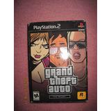 Video Juego Playstation 2 Trilogia Grand Theft Auto 3 Juegos