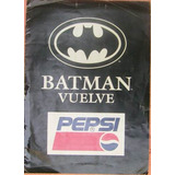 Album De Figuritas Pepsi Batman Regresa 1992 Incompleto