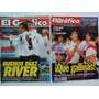 River Plate Enzo Francescoli Lote 2 Revista El Grafico