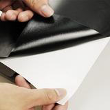 Adesivo Decorativo Parede Lousa Quadro Negro - Brinde 4 Giz