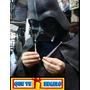 Capa De Darth Vader C/ Cadenita ,empire, Imperio, Dark Side