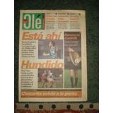 Diario Ole 30-9-98/copa Mercosur1998/racing/river/u.catolica