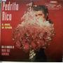 Pedrito Rico - El Angel De España - Vinilo Original
