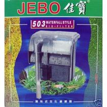 Filtro Externo Jebo 503 580 L/h - Paraíso Dos Aquários -110v