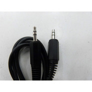 Cable Armado Mini Plug 3,5 A Mini Plug 3,5 1,5mt