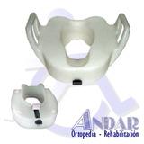 Suplemento Adaptador Inodoro Plastico Elevador Con Manijas