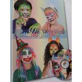 Libro: Caritas Pintadas 1 Vol.+ Dvd Maquillaje Infantil