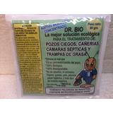 Dr Bio Tratamiento P/ Pozos Ciegos Trampa De Grasa Cañeria