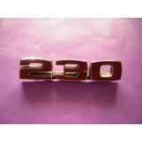 Chevrolet-insignia 230 Rojo Lateral Chevy