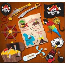 Vinilos Decorativos Infantiles De Pared Piratas