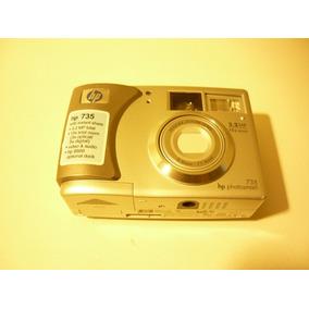 Cámara Hp 735 Photosmart De 3.2 Mp 15xzoom Con Estuche.