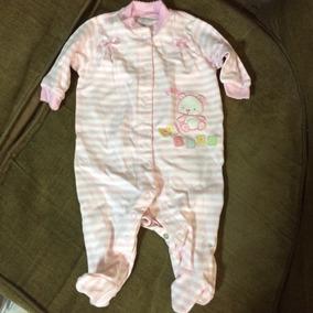 Mameluco Bebe Niña 0-3 Meses