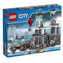 Lego City 60130 Policia, Novo, Pronta Entrega