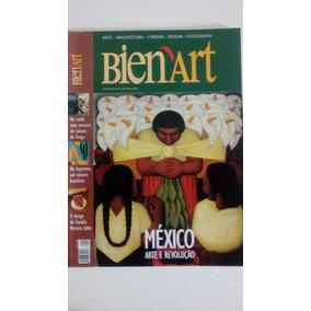 Revista Bienart Nº 15 México Arte E Revolução
