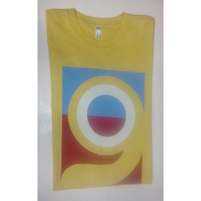 Camiseta Orangatang (amarela) Xl