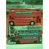 Colectivo Autobus Uk Double Decker Bus Retro Kxz