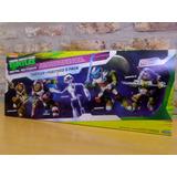 Teenage Mutant Ninja Turtles Set 5 Figuras Tmnt - Leo - Raph