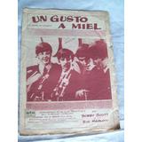 Antigua Partitura Grabada Por The Beatles