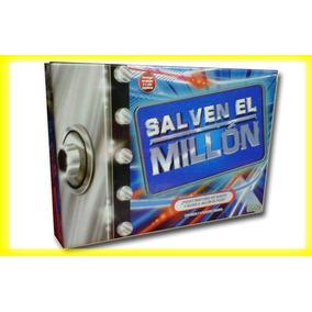 Salven El Millón El Juego De Mesa Del Autentico De La Tv